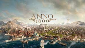 Anno1800 Full Pc Game + Crack